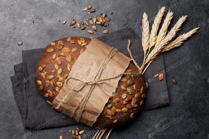 Hausgemachtes Brot