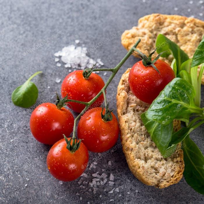Gesunde Ernährung Hintergrund