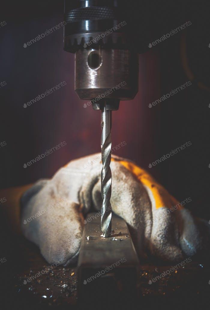 Metal Drilling Works