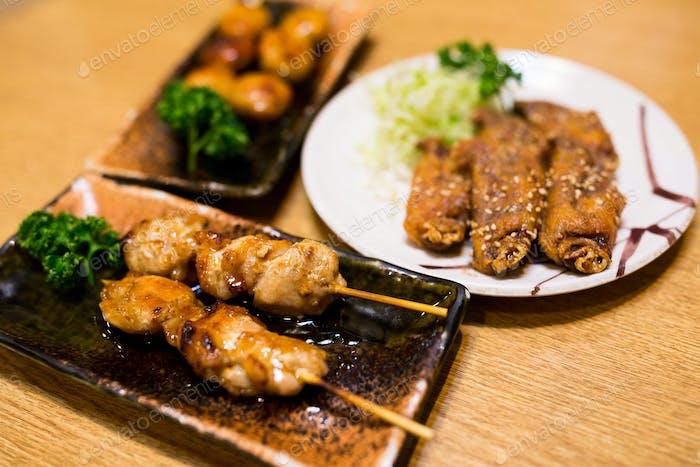 Famous food in nagoya