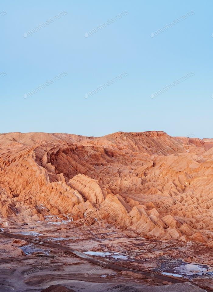 Atacama-Wüste in Chile