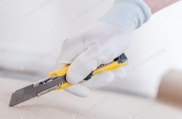 Wallpaper Knife Cutter