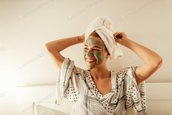 I deserve to be pampered