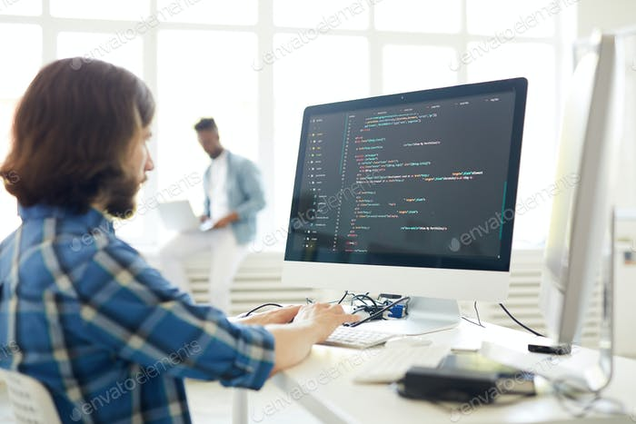 Coding information in office