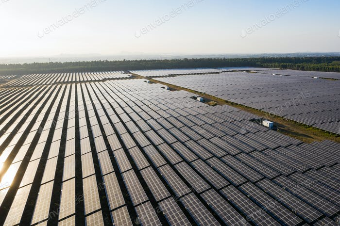 The solar energy