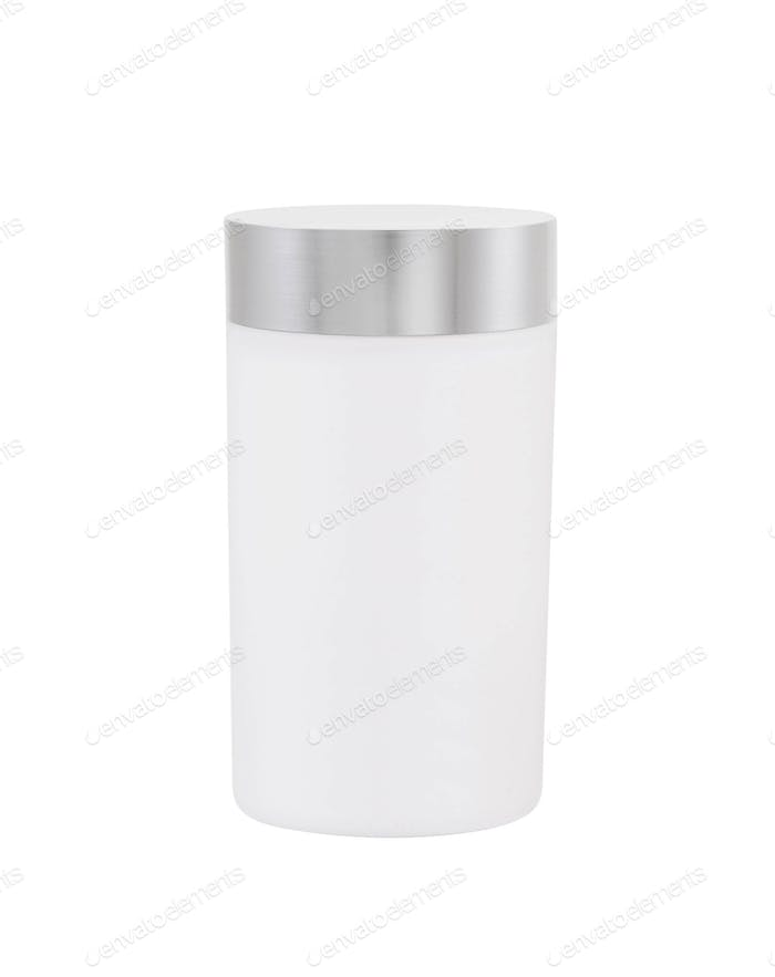 Cosmetic bottle for cream