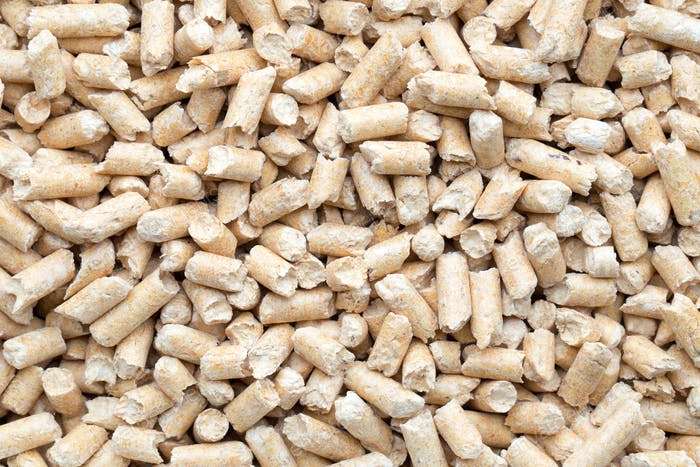 Wood filler used in cat litter, Toilets for Pets