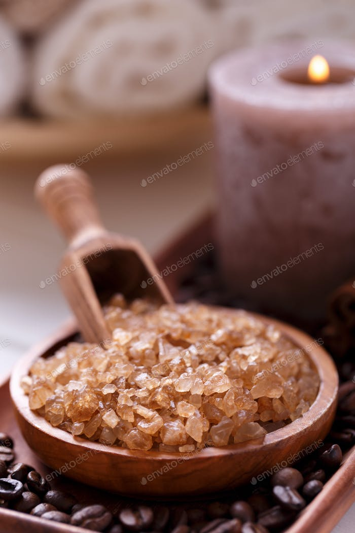 Bath aromatic salt