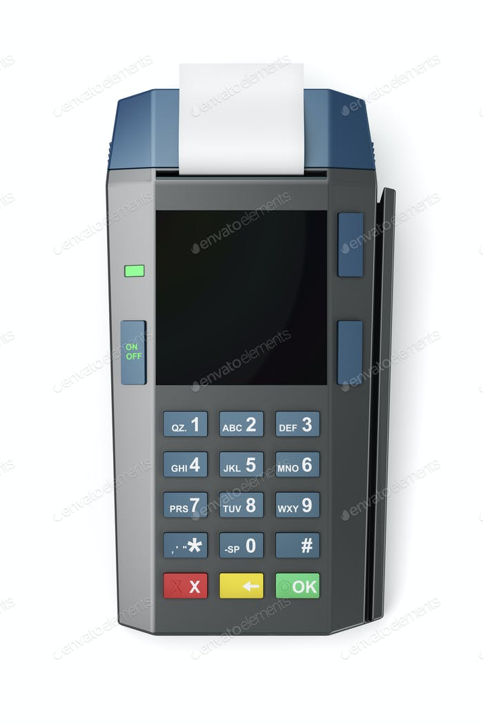 Kreditkartenleser