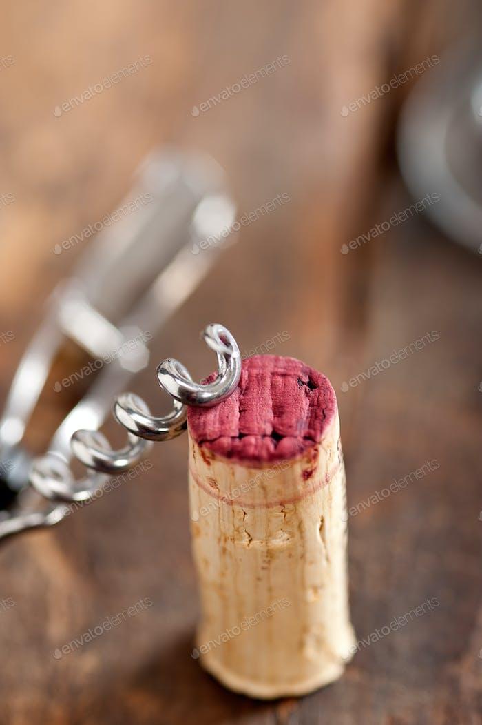 Rotwein Verkostung