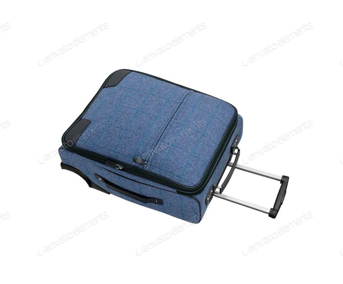 Bagage bag isolated on white background