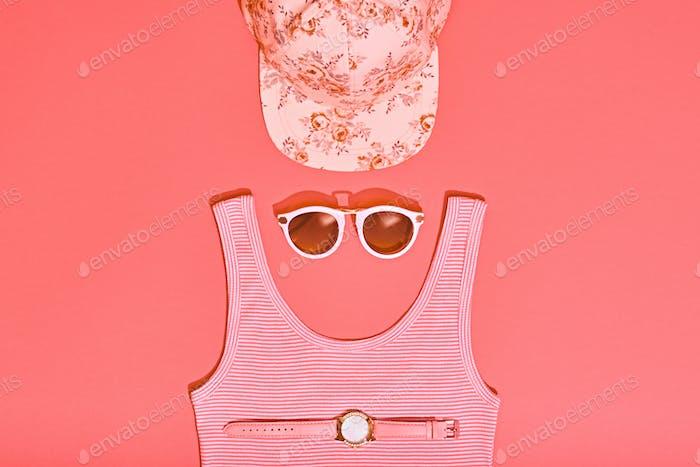 Fashion Coral