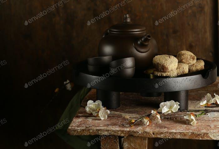 Japanese Sweets Mochi