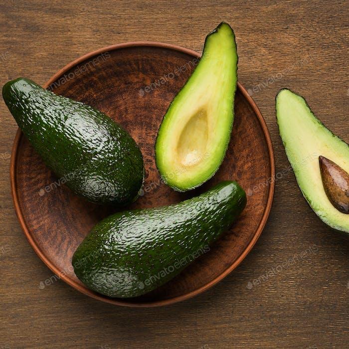 Green food concept