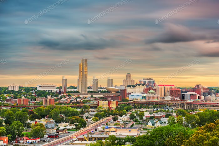 Albany, New York, USA skyline
