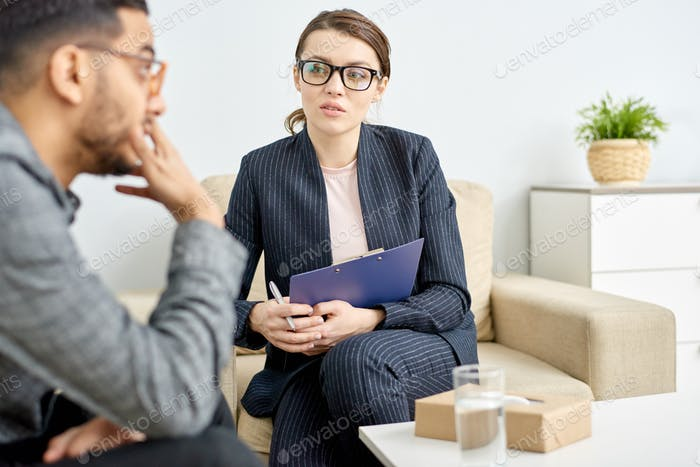 Consultation with Psychiatrist