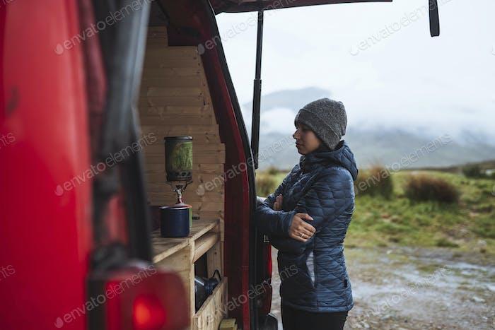 Van life travel