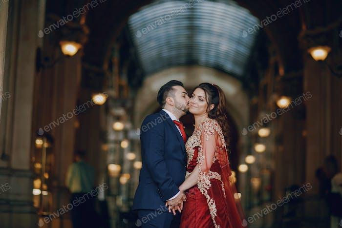Turkish couple