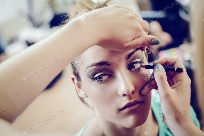 Make-up-Künstler