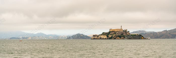 Thumbnail for Fabled Alcatraz Island Old Federal Prison Turned Tourist Destination