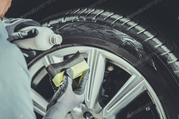 Tires and Alloy Maintenance