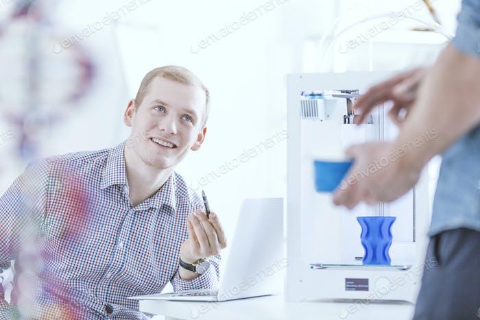 Testing modern printing technologies
