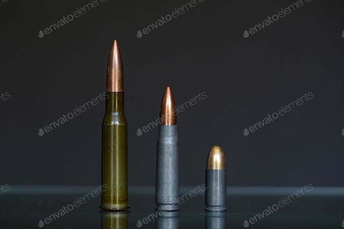 Various Military Cartridges