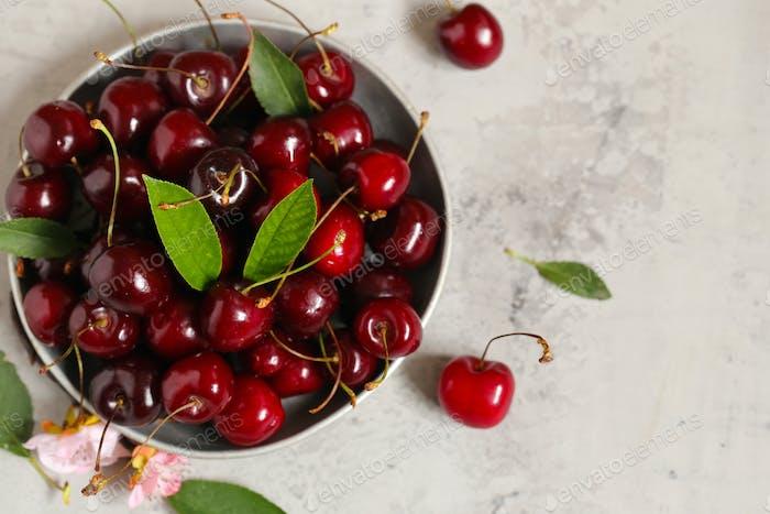 Organic Sweet Cherry