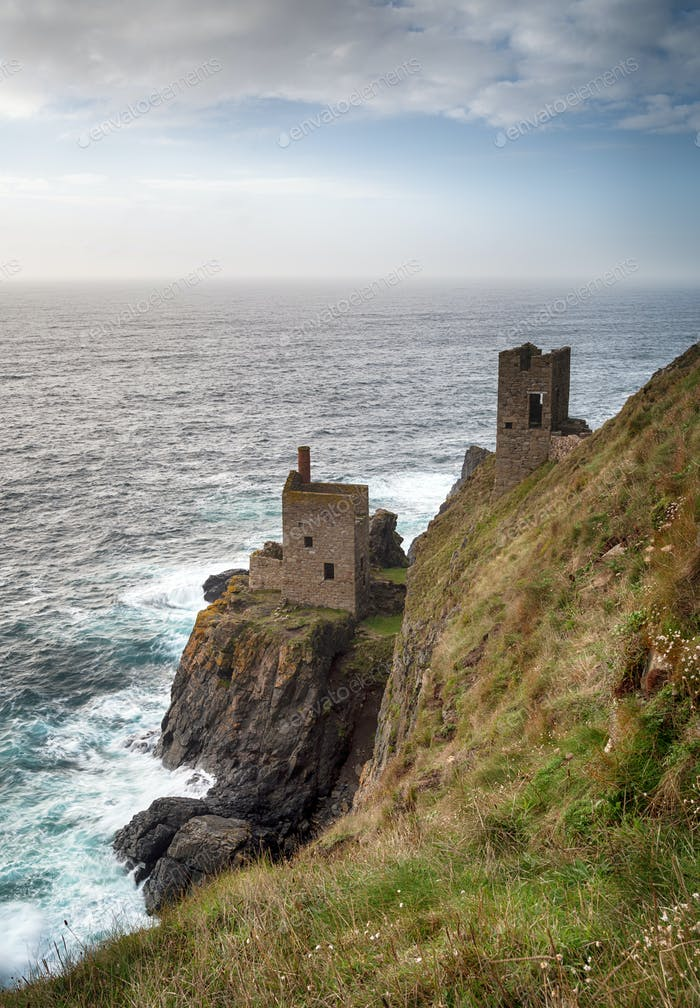 The Crowns at Botallack in Cornwall