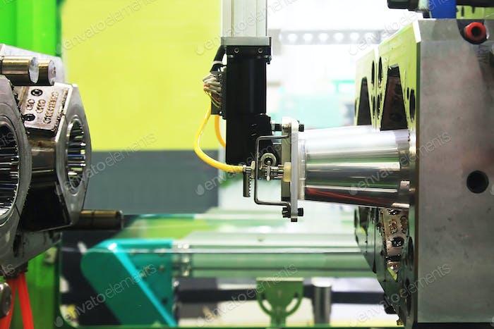 Herstellung von Kunststoff-Utensilien