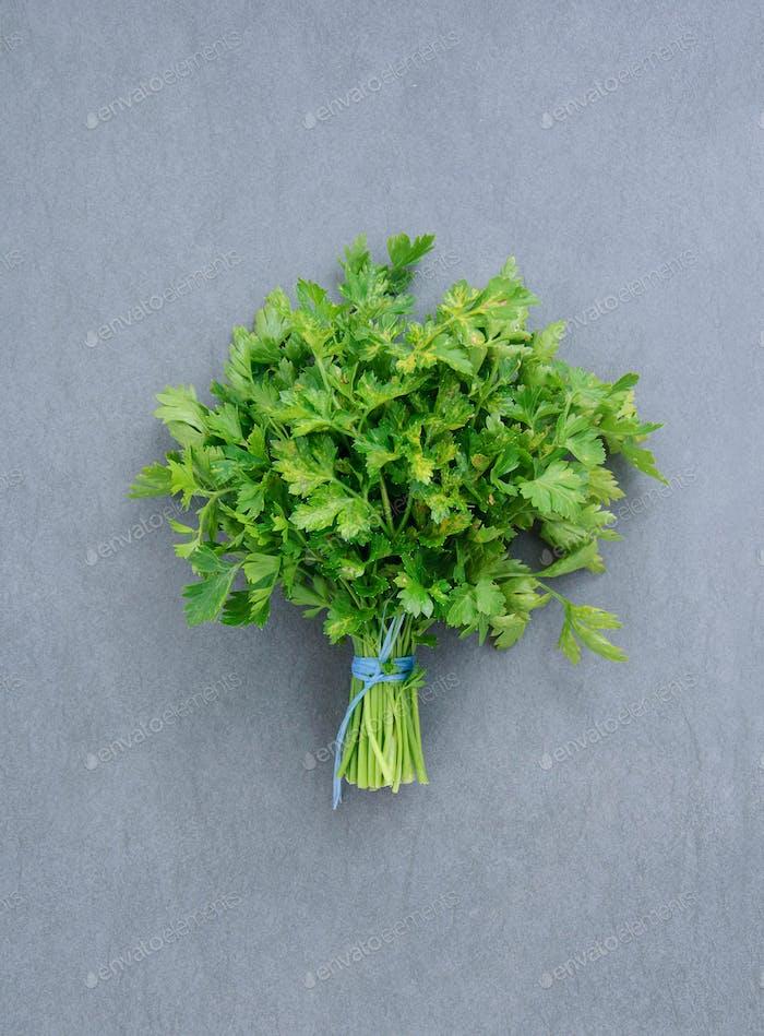 Ripe parsley