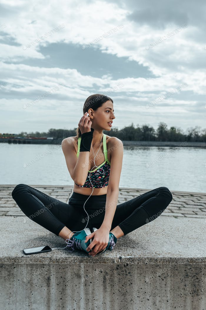 A special playlist for jogging