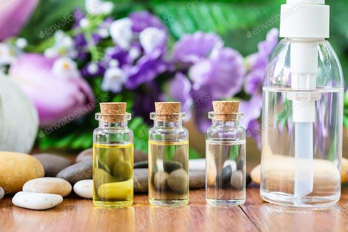 Bottle essential oil for spa massage-4