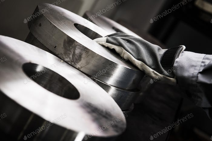 Metalworking Industry Material