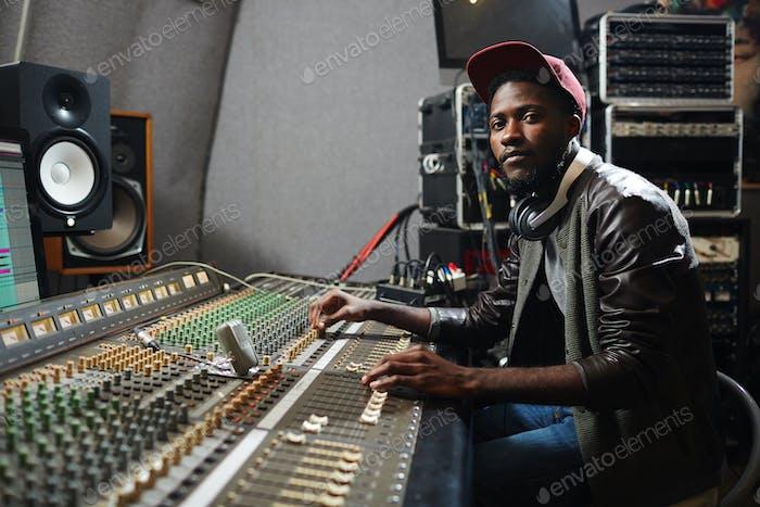 Recording rap