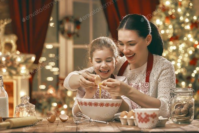 Kochen Weihnachten Plätzchen