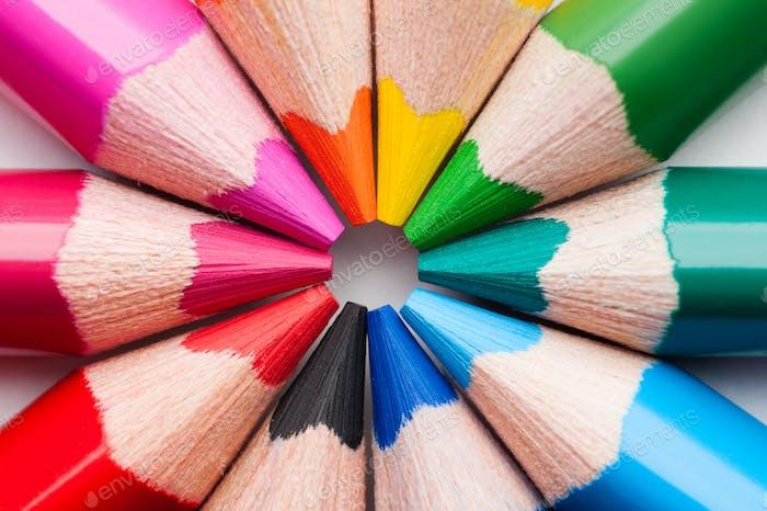 Multicolor pencils