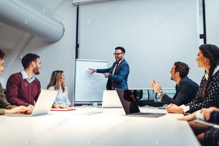 Constructive communication for a constructive meeting
