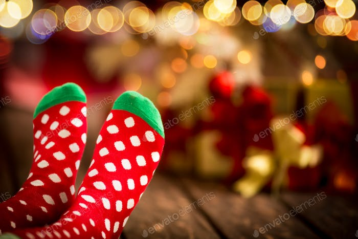 Christmas Xmas Winter Holiday Concept