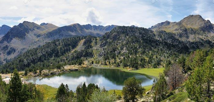 See in Collada de Pessons, Andorra.