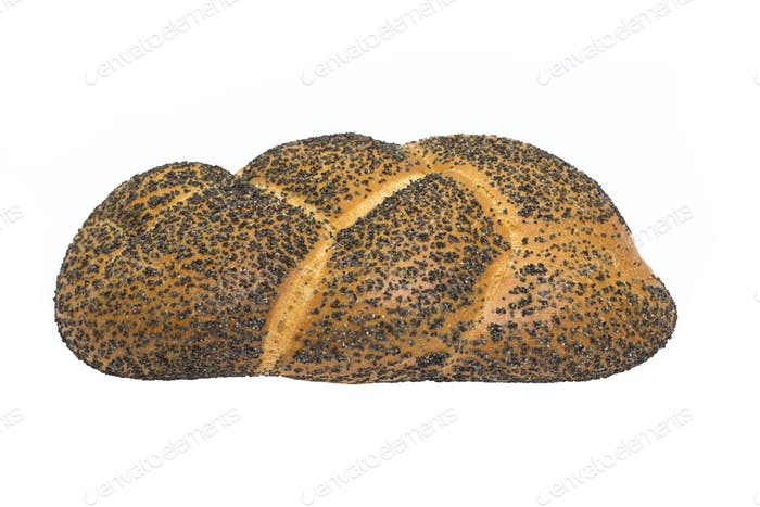 bread with poppy seeds