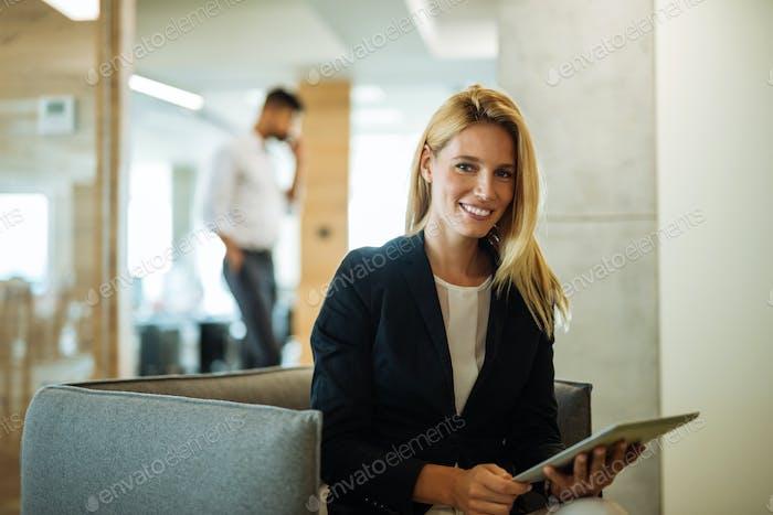 Trabajar con sonrisa