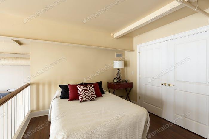 54258,Loft bedroom