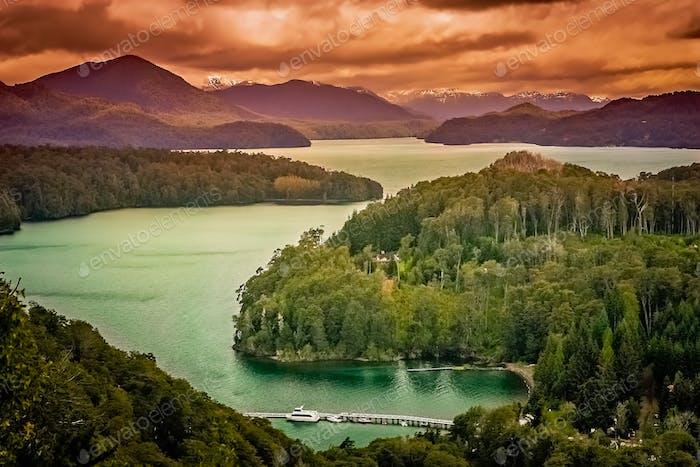 Argentinischer Seenbezirk