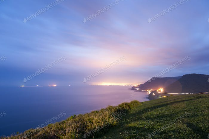 Bald Hill Lookout Stanwell Park - Australia