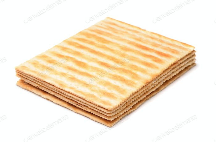 Baked puff pastry dough sheets