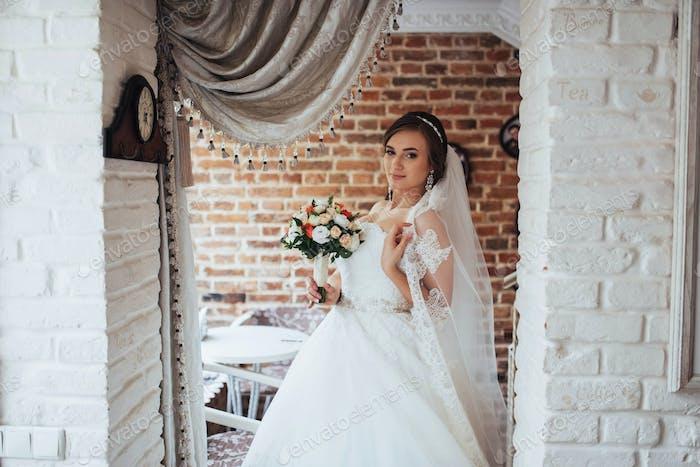 El  mejor día de la boda de la novia en mi vida.