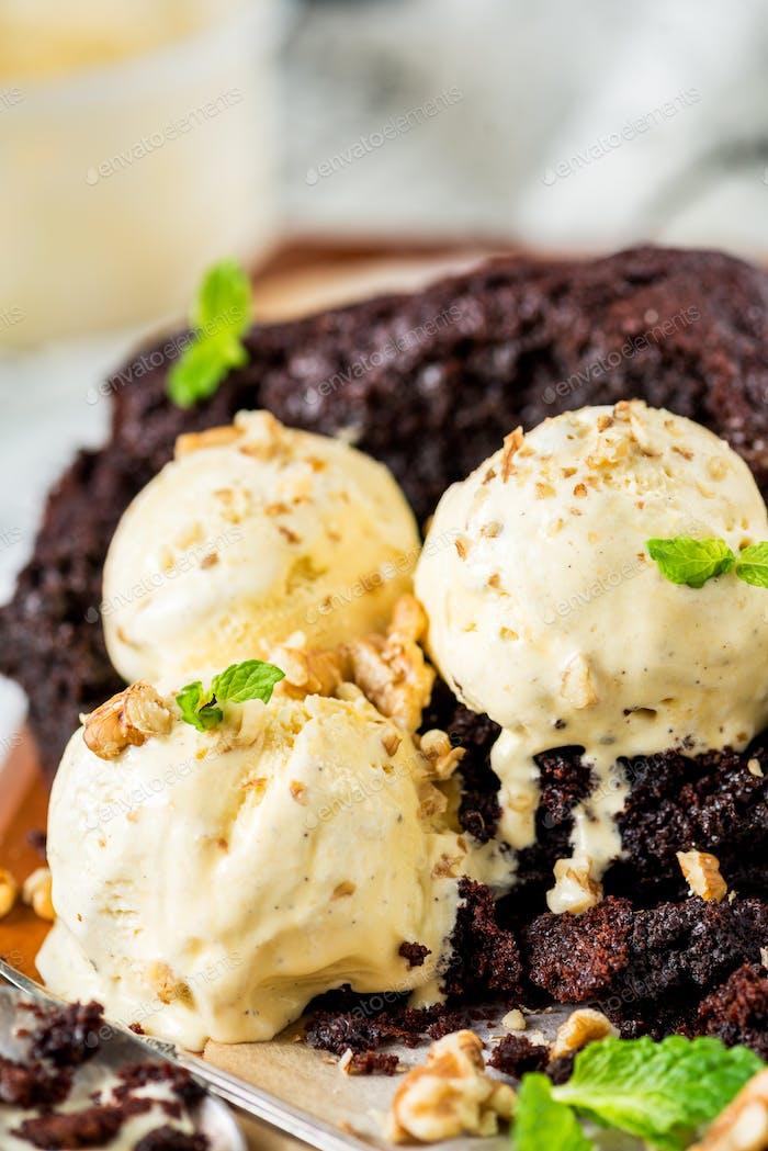 Healthy Vegan Chocolate Loaf