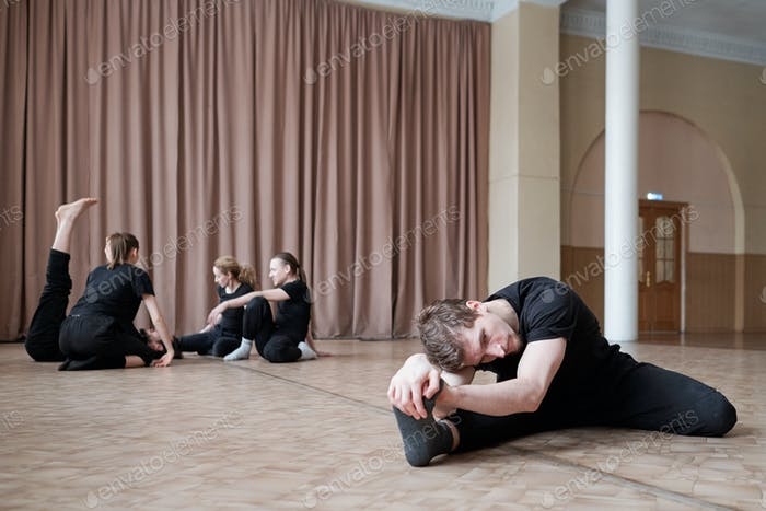 Professional Dancers Morning Routine