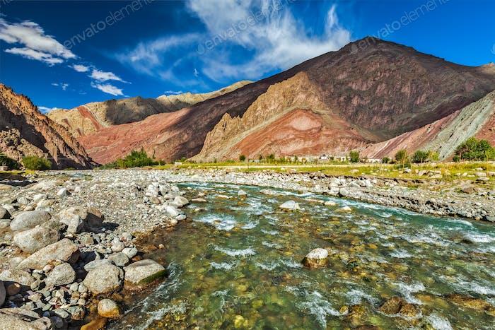 Himalaya Landschaft
